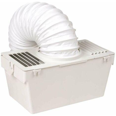 Condenseur pour sèche linge Blanc 28 cm