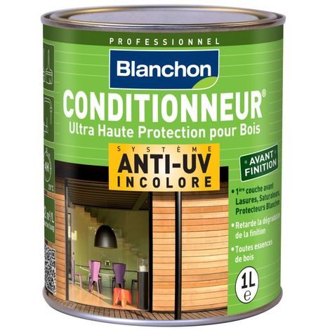 Conditionneur anti-UV Incolore Bidon de 1 litre