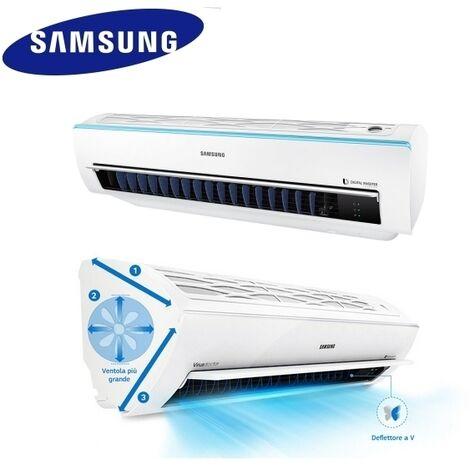 Condizionatore/Climatizzatore INVERTER 12000BTU AR3500 Samsung - AR12JSFSBURN