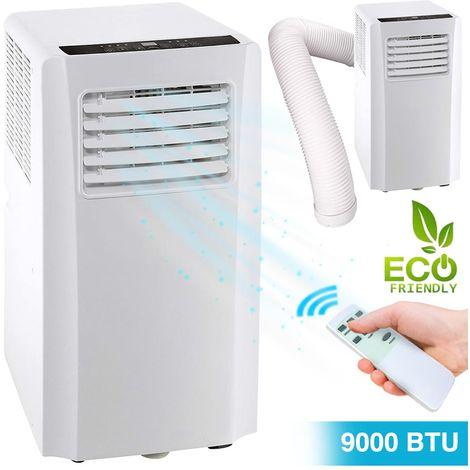 Condizionatore Portatile 9000 BTU Climatizzatore Aria Condizionata Ventilatore