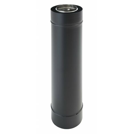 Conduit BIOTEN inox/galva 25 cm O80/125