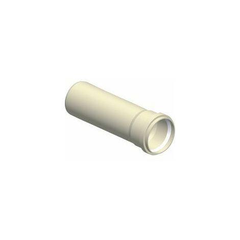 Conduit Chemilux Condensation B22 - B23 PPTL diamètre 80 longueur 1000 mm Fioul / Gaz