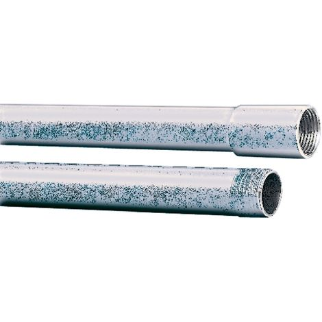 Conduit de câble Rigide, Diamètre nominal 20mm, Matériau Acier galvanisé
