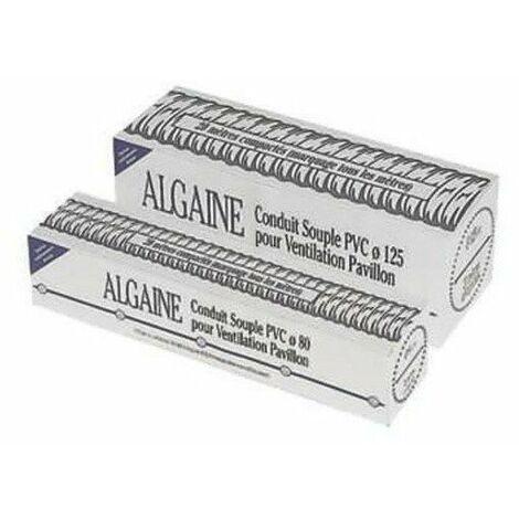Conduit de VMC Flexible souple Algaine - Long 20m