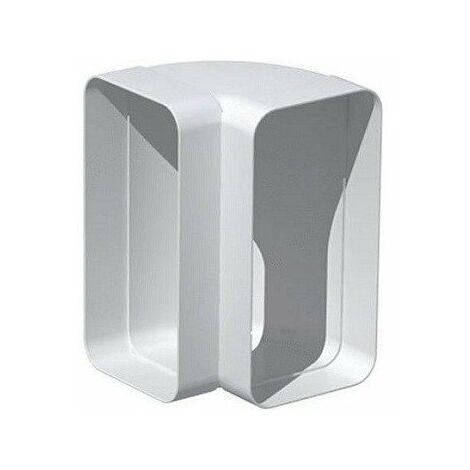 Conduit et accessoires PVC rigides ultra plats 40x110 TUB-PLA