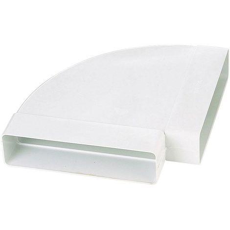 Conduit et accessoires PVC rigides ultra plats 55x220 TUB-PLA