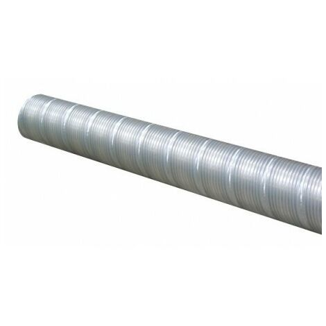 Conduit flexible acier galvanisé T 125 AF - 125mm - 3m