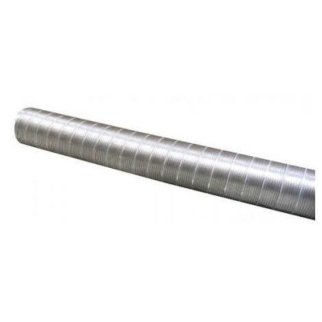 Conduit flexible aluminium T 125 SGC - special gaz - 125mm - 3m