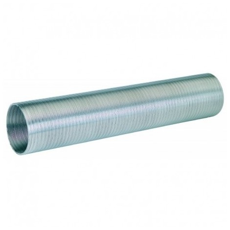 Conduit flexible aluminium T 400 G - 400mm - 3m