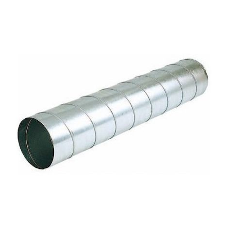 Conduit rigide galva T 160/3 AGR - 160mm - 3m