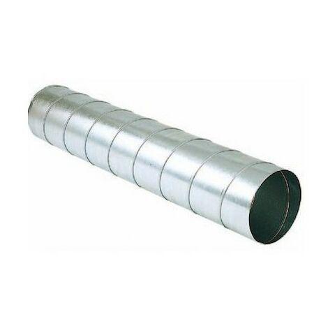Conduit rigide galva T 400/3 AGR - 400mm - 3m
