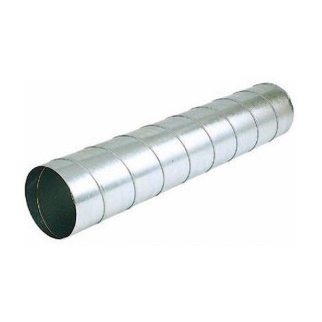 Conduit rigide galva T 80/3 AGR - 80mm - 3m