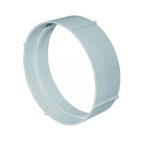 Conduit rigide plastique circ. 80/100 mm + accessoires