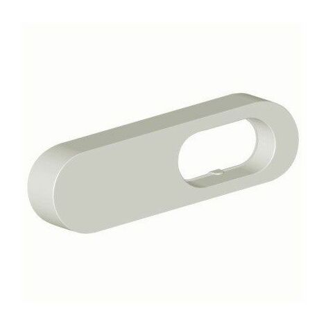Conduit rigide plastique oblong Minigaine 60x200
