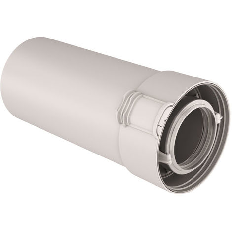 Conduit Rolux Condensation 80/125 PPTL/PVC - L : 500 mm