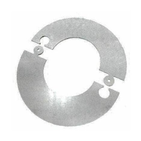 conduit ROSONE MODULAIRE INOX D. 100 MM. GAZ CHAUDIERE POELE BOIS PELLET