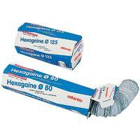 Conduit souple Hexagaine PVC - Type B - Diam. 80mm - 18m - Atlantic