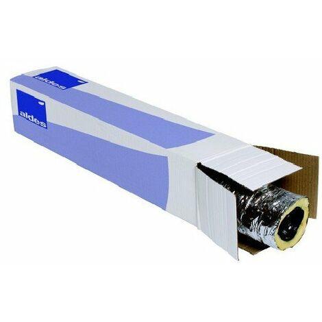 Conduit souple plastique Algaine isolée épaisseur 25 mm