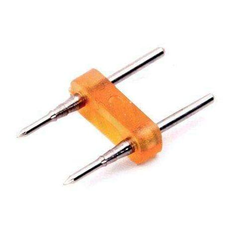 Conector alimentador-tira led 220V SMD5050 - 8mm