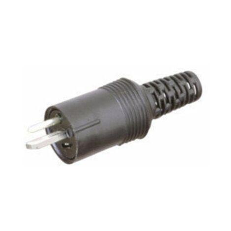 Conector altavoz macho Electro DH. Conexión a tornillo 10.600/T 8430552011063