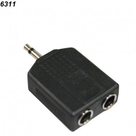 conector de auriculares de 3,2 x 6,3 2