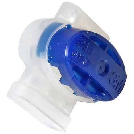 Conector de Cable Antihumedad ICD 314 Scotchlok 3M 0.5-1.5mm² IP67 Azul.