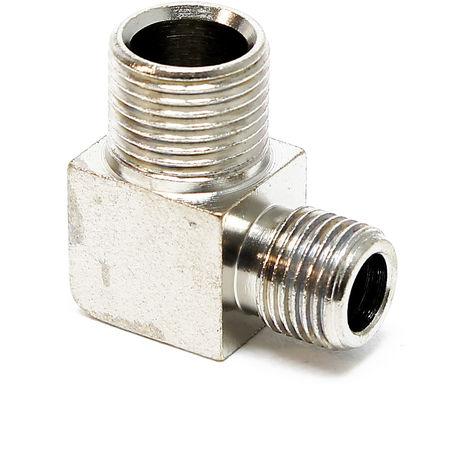 Conector de rosca de repuesto para tubo vertical del compresor de aerografía AS186 Accesorios