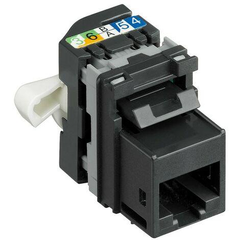 Conector del zócalo-Bticino-RJ45 keystone CAT5E UTP C9079KC5E