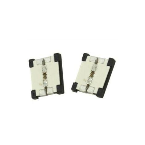 Conector Empalme Tira Led 5050 Sin Cables (1 Unidad)