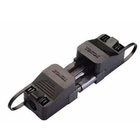 Conector hembra rapido enchufable TEKOX BCS-3/H1-N 2P+ TT