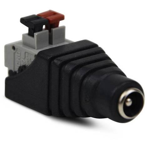 Conector Jack RCA Hembra conexión rápida para tira LED