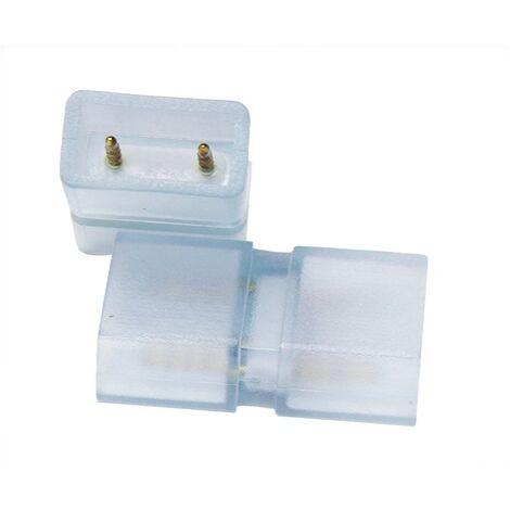 conector macho de 8mm para cinta de 220V
