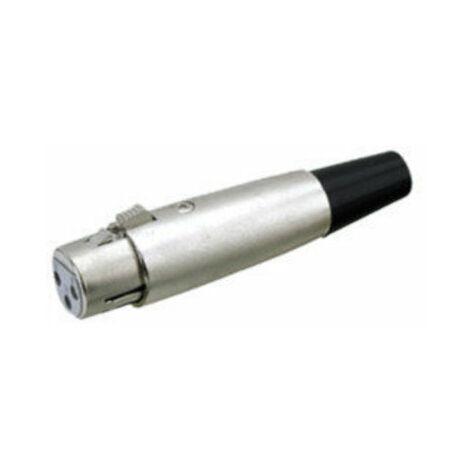 Conector Micro hembra de 3 contactos Electro Dh 10.233/3/F 8430552078288