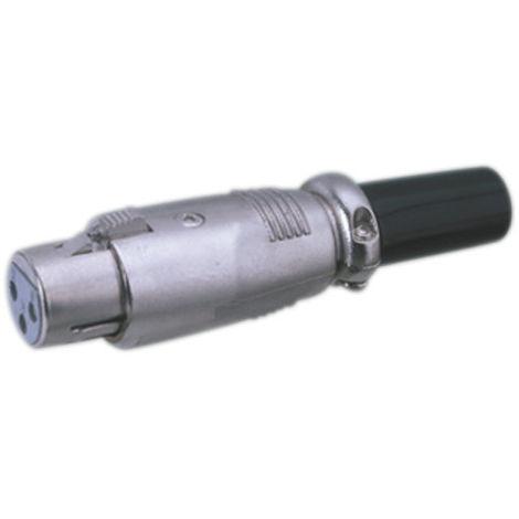 Conector Micro hembra de 7 contactos Electro Dh 10.235/7/F 8430552043385