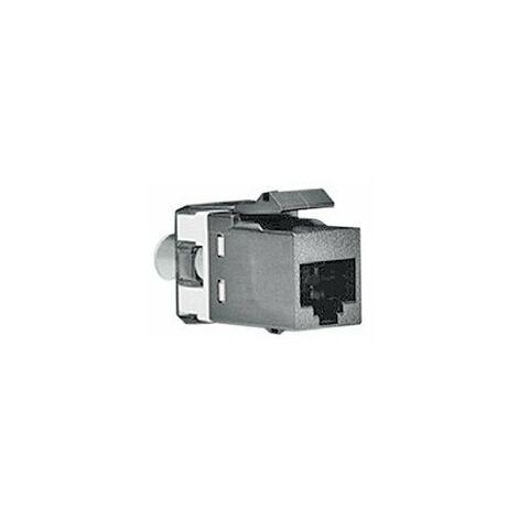 Conector modular AMP Siemens para RJ45 Cat.5E, 3172-N
