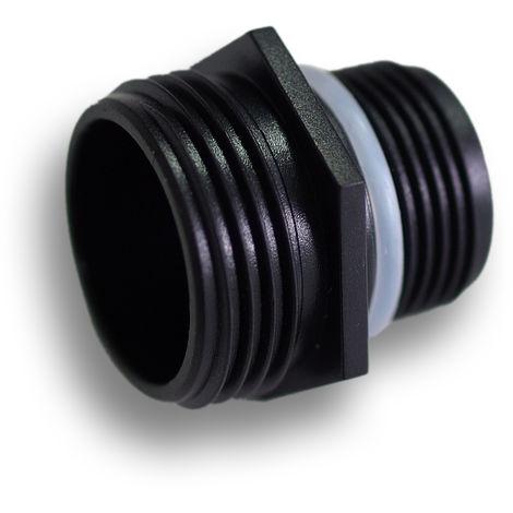Conector plástico SunSun con rosca macho 25/32 mm 1 / 1 1/4 inch