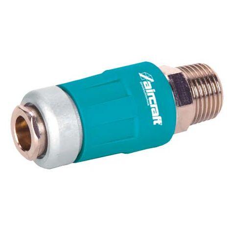 """Conector rápido 3/8"""" Rosca externa AIRCRAFT 2203102"""