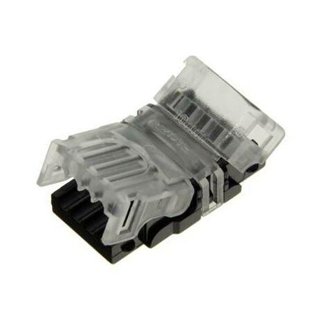 Conector rápido 4 pin RGB - Tira a cable PCB 10mm IP20 Máx. 24V