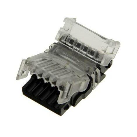 Conector rápido 5 pin RGBW - Tira a cable PCB 12mm IP20 Máx. 24V