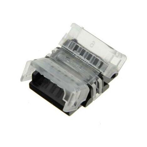 Conector rápido 5 pin RGBW - Unión tira a tira PCB 12mm IP20 Máx. 24V