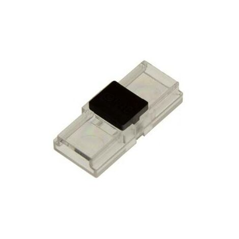 Conector rápido CLIP 2 pin - Unión tira a tira PCB 8mm IP20 máx. 24V