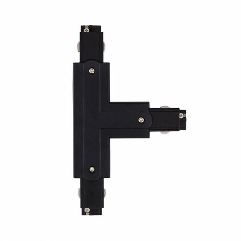 Conector 'Right Side' Tipo T para Carril Trifásico