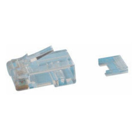Conector RJ-45. Categoría 6 8 contactos Electro Dh 39.003/8/F 8430552092451