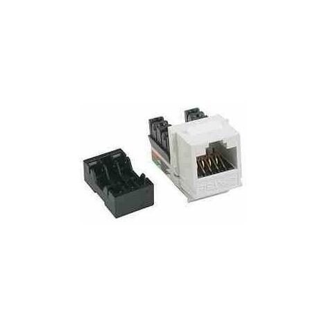 Conector RJ45 UTP hembra categoría 6e Simon CJ645U
