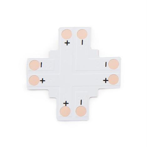 Conector Soldar + Tira LED 8Mm (TB-CC-S-8MM)