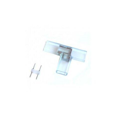 Conector T Para Tira Led 50mts 1 Color 220013