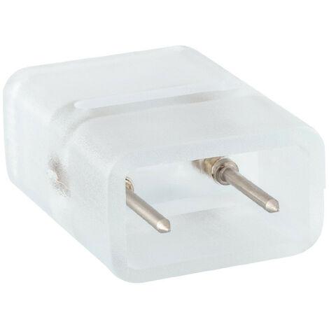Conector Tira LED Monocolor 220V AC Corte cada 100cm