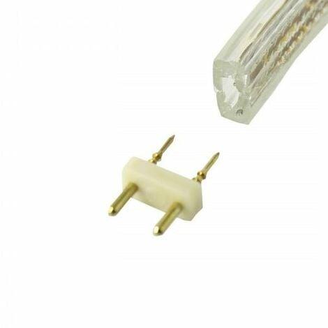 Conector Tira LED SMD5050 220VAC 14mm