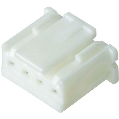 Conector XA macho 3 vìas retainer mountable