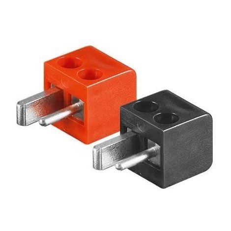Conectores para altavoz por tornillo Multicolor